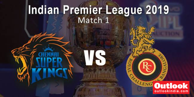 IPL 2019 Live Cricket Updates – Chennai Super Kings (CSK) Vs Royal Challengers Bangalore (RCB): Clash Of The Titans