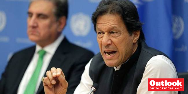 'When Curfew Is Lifted, There Will Be Bloodbath': Imran Khan Seeks UN Intervention On Kashmir
