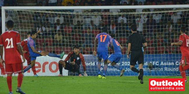 Oman Vs India Live Streaming: 2022 FIFA World Cup Qualifier - How To Watch India's Do-Or-Die Football Match