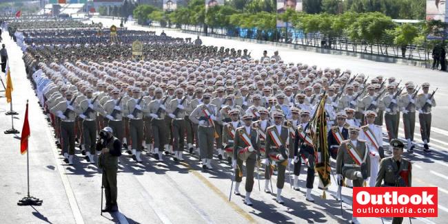 Gunmen Kill At Least 24 In Iran Military Parade Attack