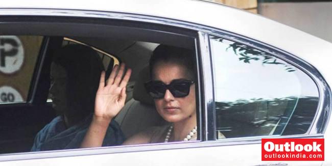 Bollywood Actress Kangana Ranaut Tests Positive For Covid-19, Under Quarantine