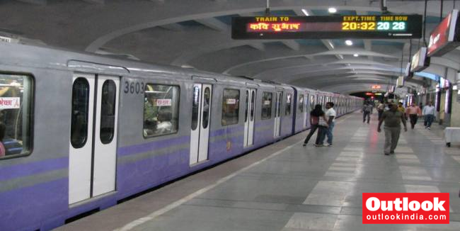 West Bengal: Metro Services Hit In Kolkata After Woman Attempts To Commit Suicide On Tracks