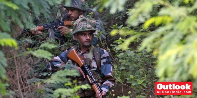 Woman Killed As Pak Violates Ceasefire Along LoC In J&K; POK Intruder Nabbed