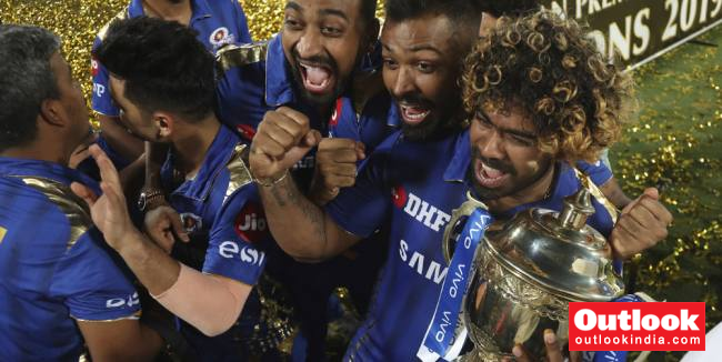 IPL 2019: List Of Team, Individual Winners And Amount Of Each Prize Money