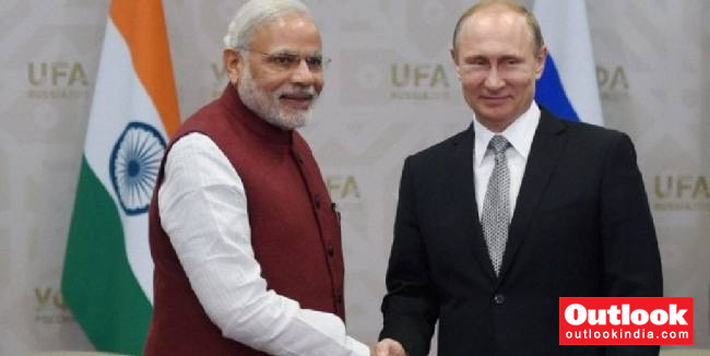 India, Russia Condemn Use Of Terrorist Groups For Political Ends, Call For Action Without 'Double Standards'