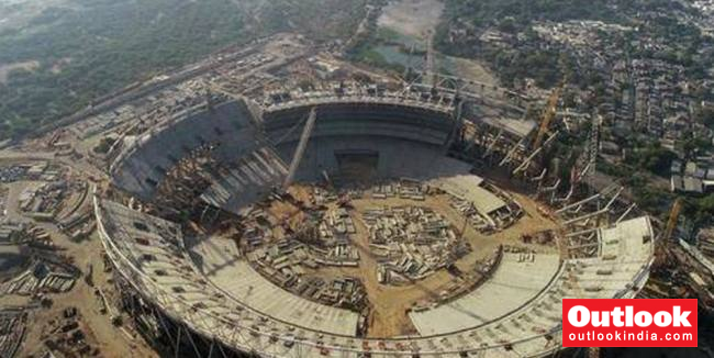 World's Largest Cricket Stadium: New-Look Motera Likely To Stage Asia XI Vs World XI Match