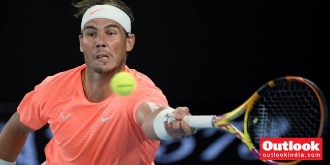 Australian Open: Rafael Nadal's Back Finally Feeling Better While Daniil Medvedev Survives Scare