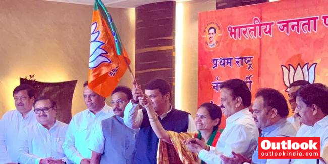 Defections Are Back To Haunt Congress And NCP In Maharashtra