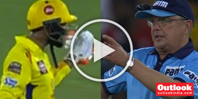 WATCH: Jadeja Gets Into Heated Argument With Umpire As Controversies Continue To Rage IPL