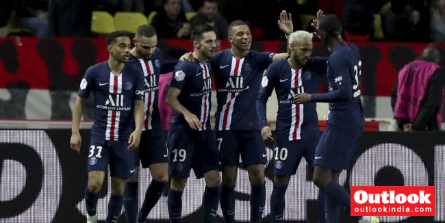 Paris Saint-Germain To Start Ligue 1 Title Defence At Home To Metz