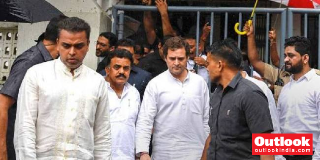Rahul Gandhi To Appear Before Patna Court In Defamation Case Today