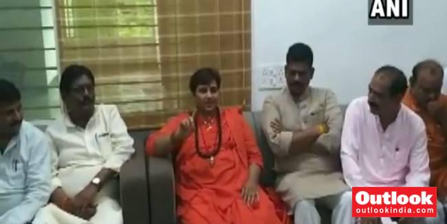 WATCH | 'Didn't Become MP To Clean Drains, Toilets': BJP MP Pragya Singh's Shocker In MP