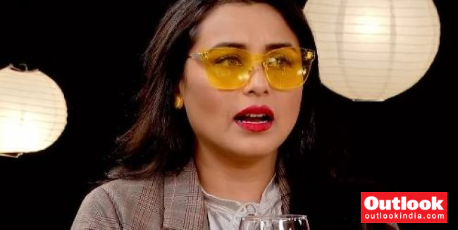 You Have To Take Your Responsibility, Says Rani Mukherjee On