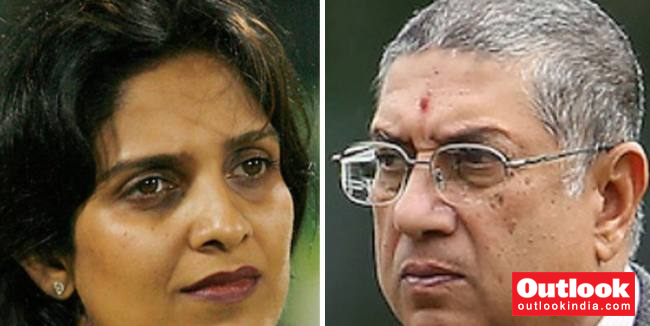 N. Srinivasan's Daughter Rupa Gurunath Found Guilty Of Conflict Of Interest By BCCI Ethics Officer