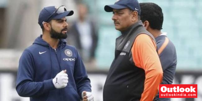 Ravi Shastri Retained As Indian Cricket Team's Head Coach