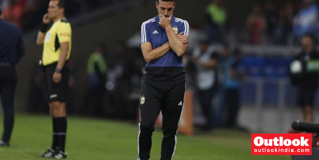 Argentina's Lionel Scaloni Wary Of Qatar's Threat Ahead Of Must-Win Copa America Clash
