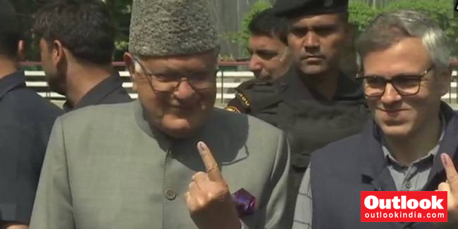Second Phase Polling In Srinagar Lok Sabha Seat Witnesses Low Turnout