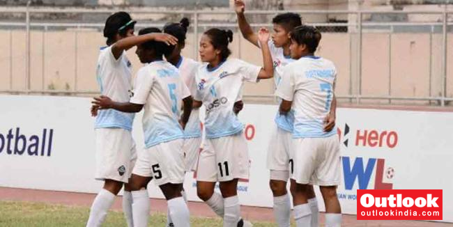 Sethu FC Beat Manipur Police To Lift Maiden Indian Women's League Trophy