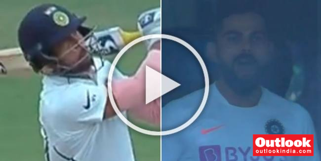 IND Vs SA, 3rd Test: Carnage In Ranchi! With License To Kill, Six-Hitting Umesh Yadav Lays Waste To South Africa - WATCH