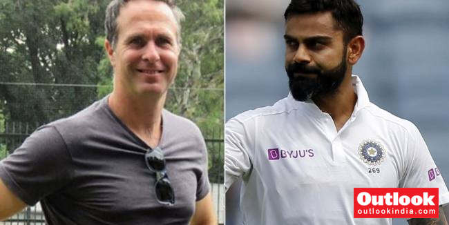 IND Vs SA: Michael Vaughan Predicts Virat Kohli Century, But Gets Slammed For Criticising Indian Pitches