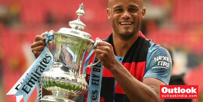 Ten Trophies, 360 Appearances, 20 Goals – Vincent Kompany's Manchester City Career In Numbers - Outlook India