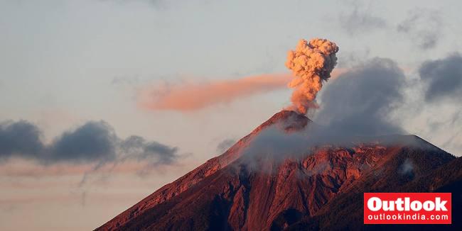 Volcano Erupts In Bali, Flights Cancelled