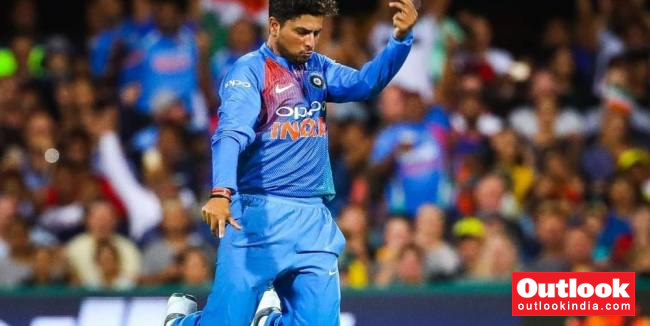Steve Smith, AB De Villiers Most Challenging To Contain: Kuldeep Yadav