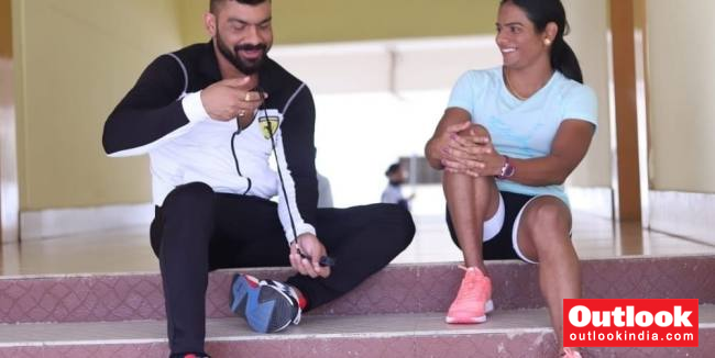 Indian Sprinter Dutee Chand Disassociates From Her Manager Tapi Mishra