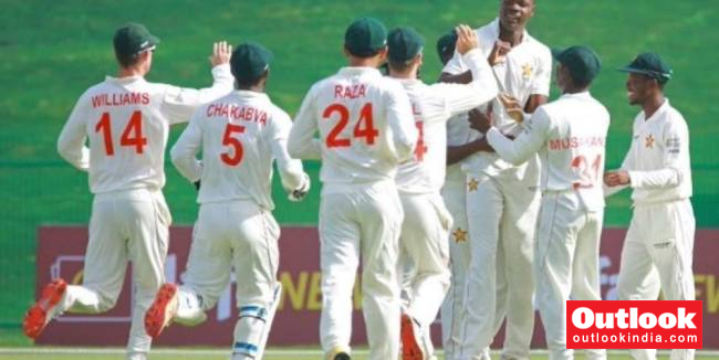 Afghanistan Vs Zimbabwe, Cricket Scores, 1st Test, Day 2, Abu Dhabi