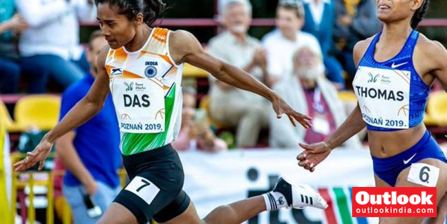 Why Is Hima Das Not Participating In The Upcoming World Athletics Championships?