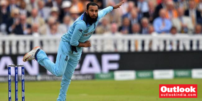 World Cup-Winning England Spinner Adil Rashid Ruled Out For Rest Of Season