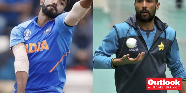 India Vs Pakistan, Cricket World Cup: Whom Does The Stats Support In ODI Format, Jasprit Bumrah Or Mohammad Amir?