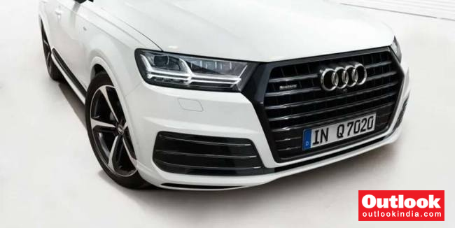 Audi Q7 Black Edition Launched; Limited To Just 100 Units