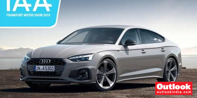 Audi A5, S5 Get Sharper Styling And Mild Hybrid Systems