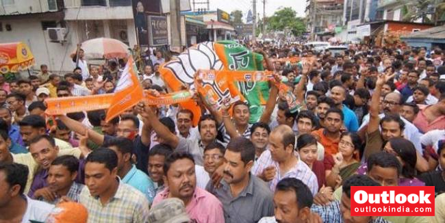 Will It Be A Saffron Surge In Bengal?