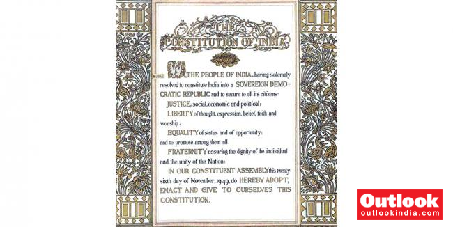 Let Us Protect The Spirit Of The Constitution