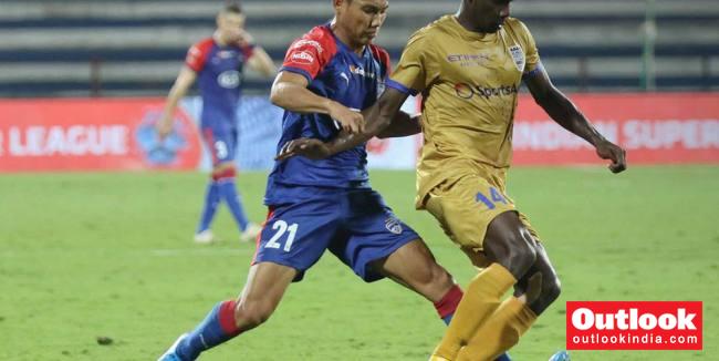 ISL 2019-20: Mumbai City End Bengaluru FC's Unbeaten Run