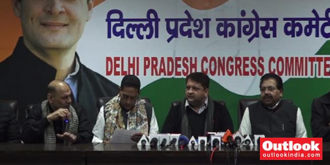 Delhi Polls: Congress Releases 1st Candidates' List; Ex-AAP Leaders Adarsh Shastri, Alka Lamba Get Tickets