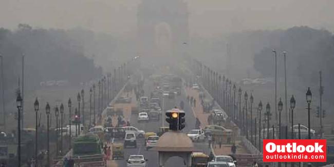 Odd-Even Scheme Starts Today In Delhi As Smog Chokes Capital