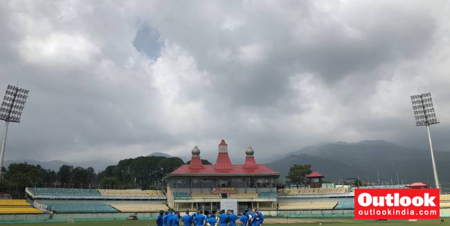Weather Forecast | India Vs South Africa, 1st T20: Heavy Downpour In Dharamsala