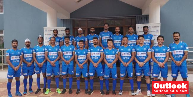 Hockey India Announces 20-Man Squad For Belgium Tour