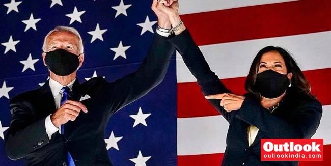 'Happy Diwali And Sal Mubarak': Kamala Harris, Joe Biden Extend Greetings