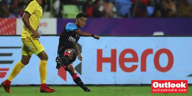 ISL 2019-20: 10-Man Odisha FC Register Second Win Of The Season Against Hyderabad FC