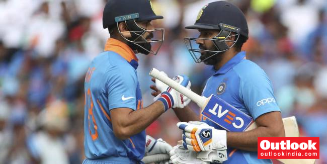 Candidate Coaches Asked 'How Would You Handle A Virat Kohli Vs Rohit Sharma Rift?'