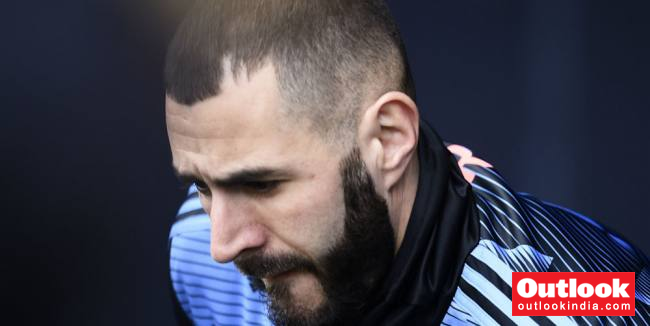 Photo of Don't Confuse F1 With Karting: Karim Benzema Shoots Down Oliver Giroud Comparisons | https://www.outlookindia.com/