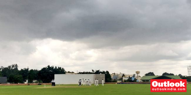 Duleep Trophy: Karun Nair's 92 Not Out Takes India Red To 163/2 In Opening Day Vs IND Blue