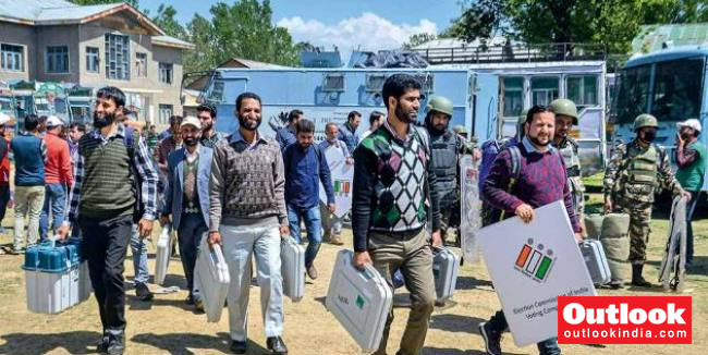 As May 23 Nears, Anxiety Grows In Kashmir Valley