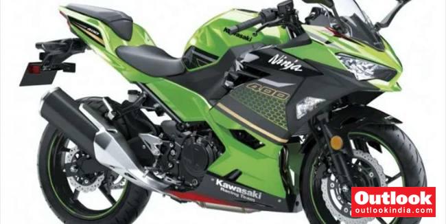 Kawasaki Ninja 400 Gets Meaner Colours