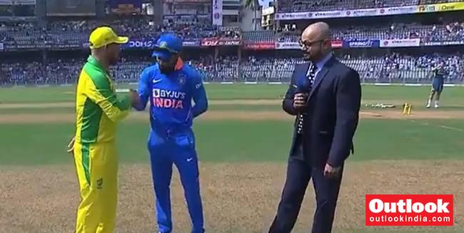 India Vs Australia, 1st ODI, Live Cricket Score: Shikhar Dhawan, KL Rahul Build Stability For IND