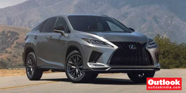 Lexus Unveils 2020 RX Facelift With Updated Design And Tech